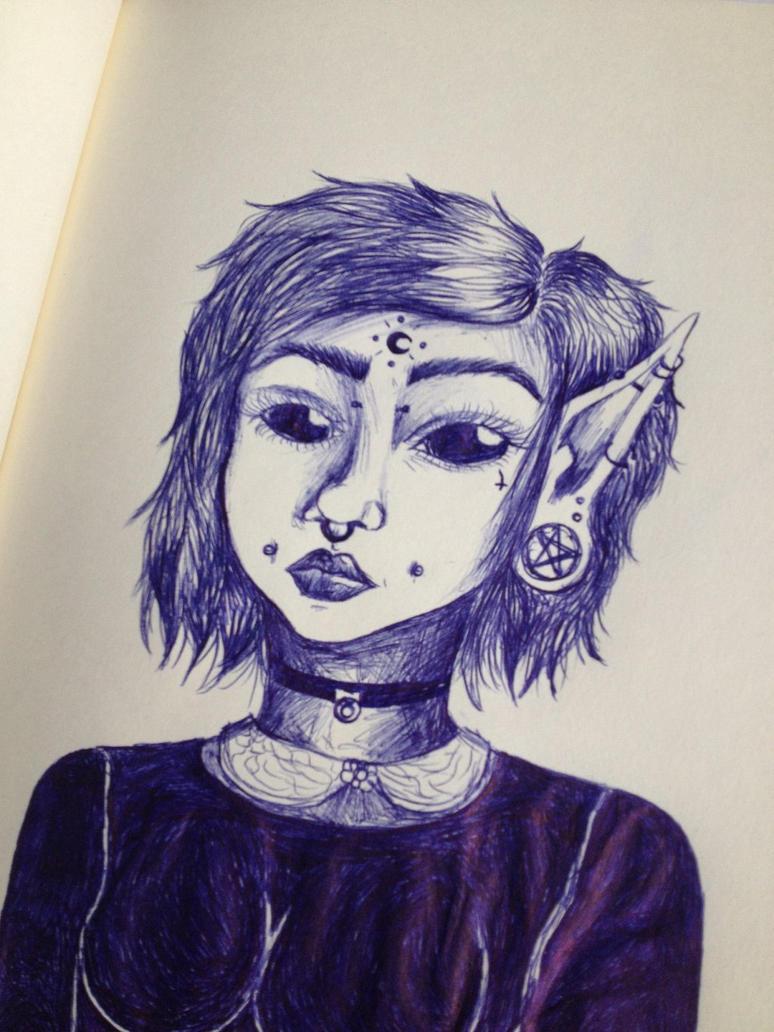 Pretty demon  by marareedus
