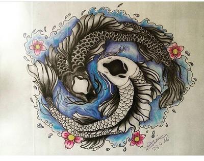 Yin  yang  by marareedus