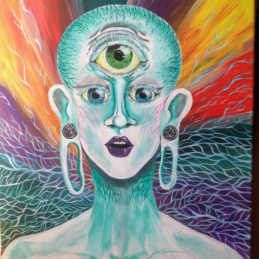 Thirdeye  by marareedus
