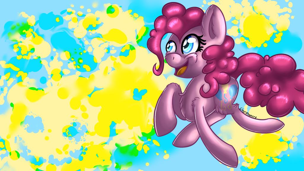 Pinkie Pie: Jolly Troty by clayman778