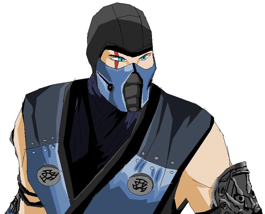 sub zero brother mortal kombat characters