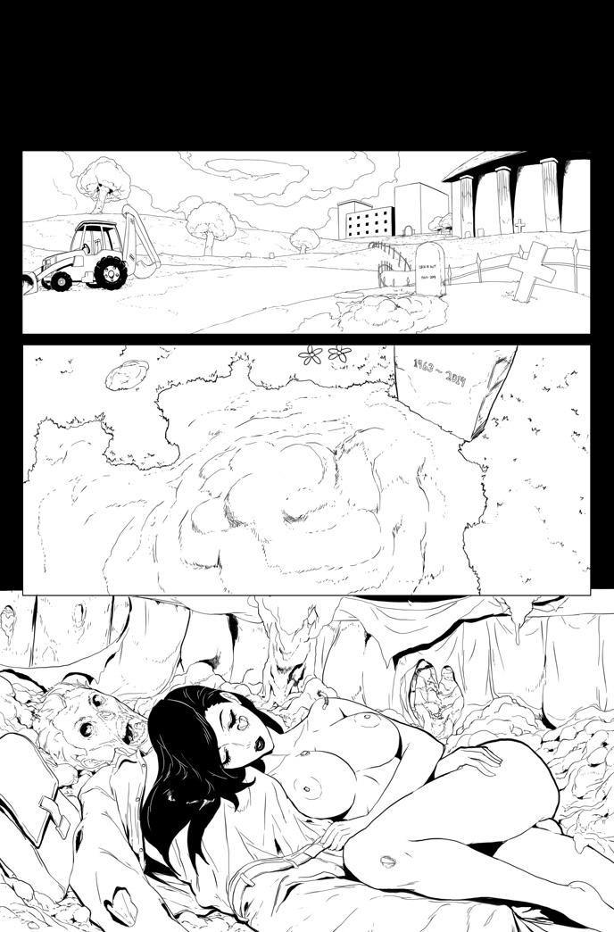ZT #9 page 1 by TentacleMonsterChu