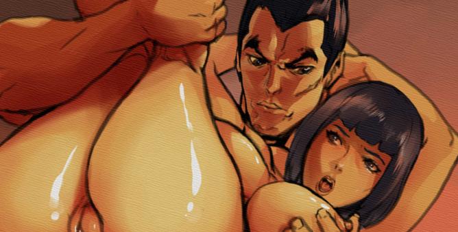 Tekken Tease Tournament by TentacleMonsterChu