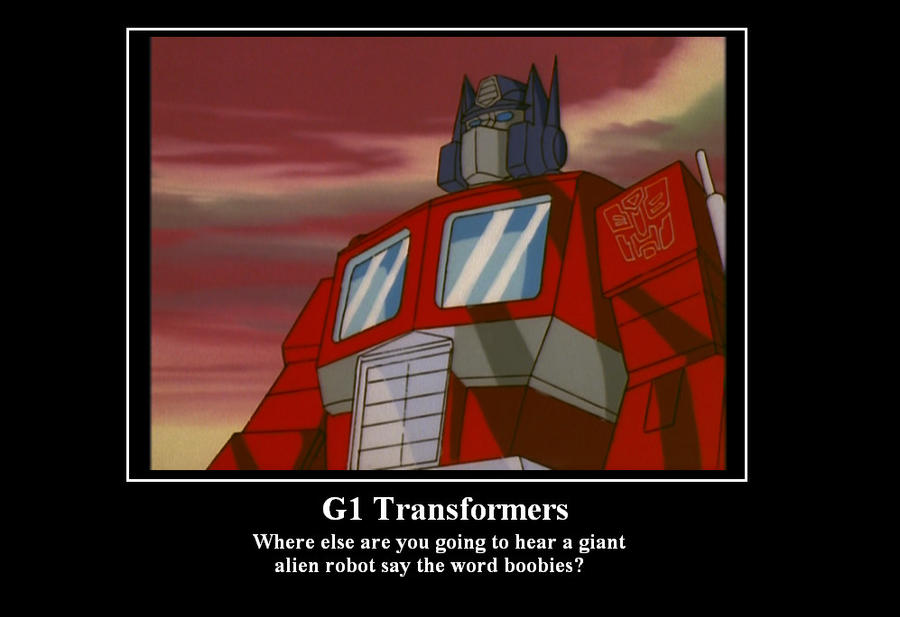G1 Transformers by Charise-Nitefire