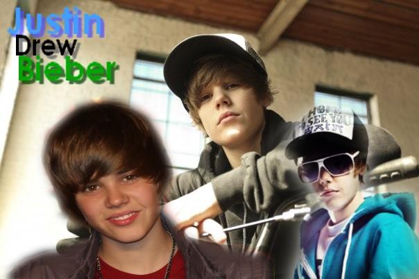 Justin Bieber by Fudgicals