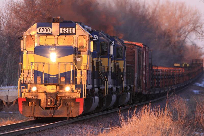 YLF: Welded Rail by deke8706