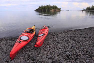 Kayak by deke8706