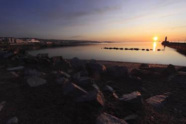 Duluth Shoreline by deke8706