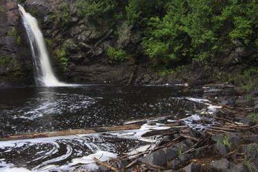 Little Manitou Falls by deke8706