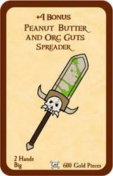 Munchkin Orc Guts Spreader by x0elazul0x