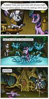 Twilight's Training Montage