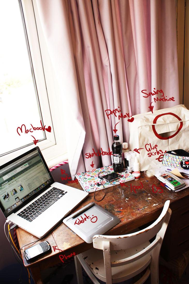 Desktop 2.0 by muzzii