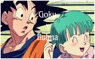 Goku bulma love deviantart - Goku e bulma a letto ...