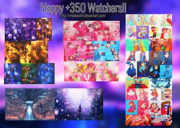 [CLOSED] Happy +350 Watchers! by EslerisRK