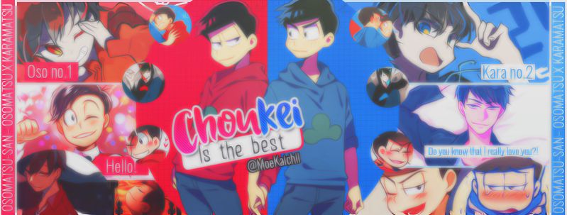 Cover Facebook #11 Choukei Is The Best by MoeKaichii
