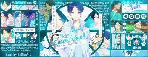 [Iggy] My Love Kunimi-chan!! by EslerisRK