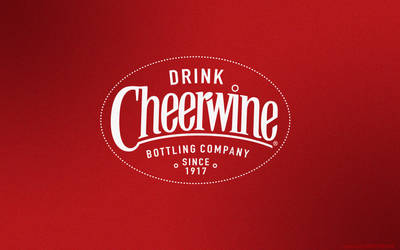 Cheerwine Speckled Wallpaper by dhrandy