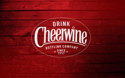Cheerwine Grunge Wallpaper by dhrandy