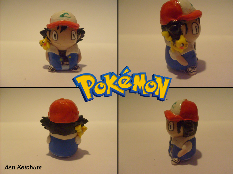 Chibi Pikachu 3 By