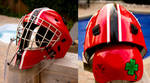 Stouffville Clipper Goalie Mask by MJP67