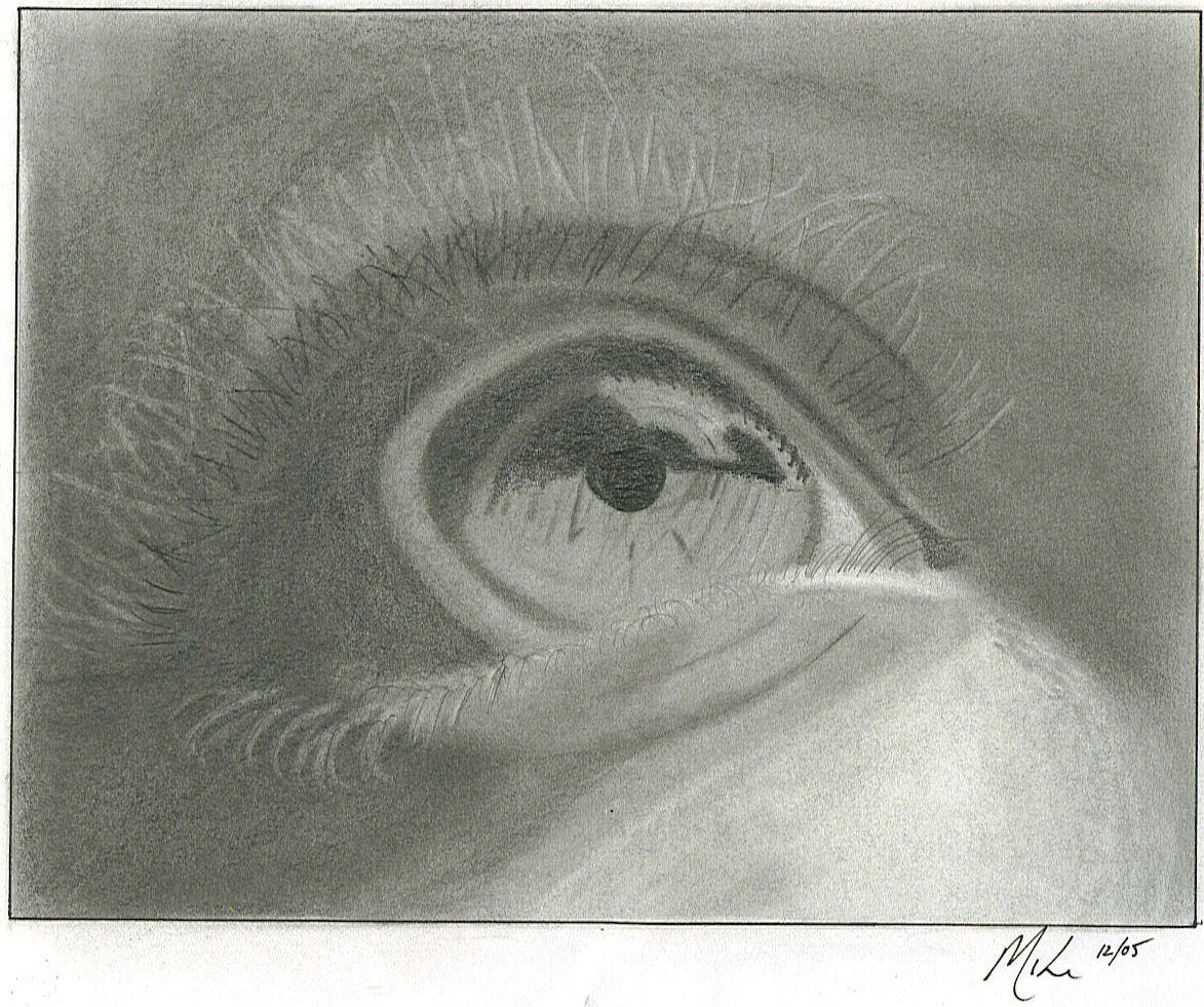 The Eye by MJP67
