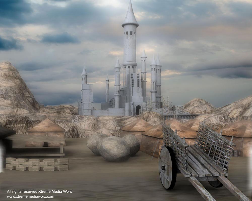 Ch Rizwan Zakir's Village by xtrememediaworx