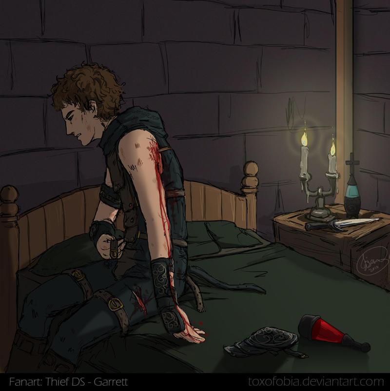 Pictures - Dark stuff Thief___Arrow_by_toxofobia