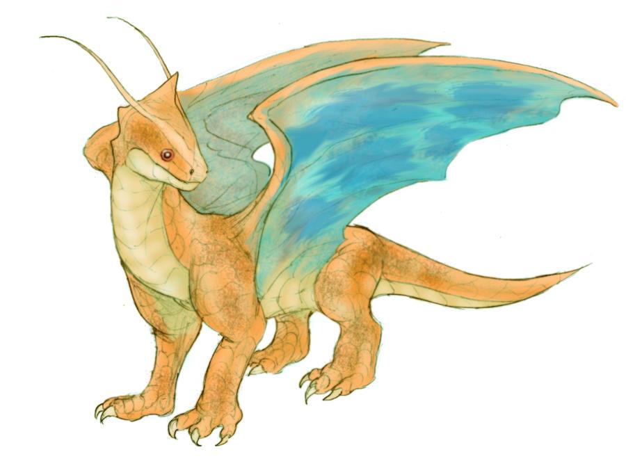 Dragonite by RtRadke