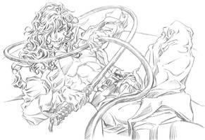 Brainwashed Richter by R-Daikon