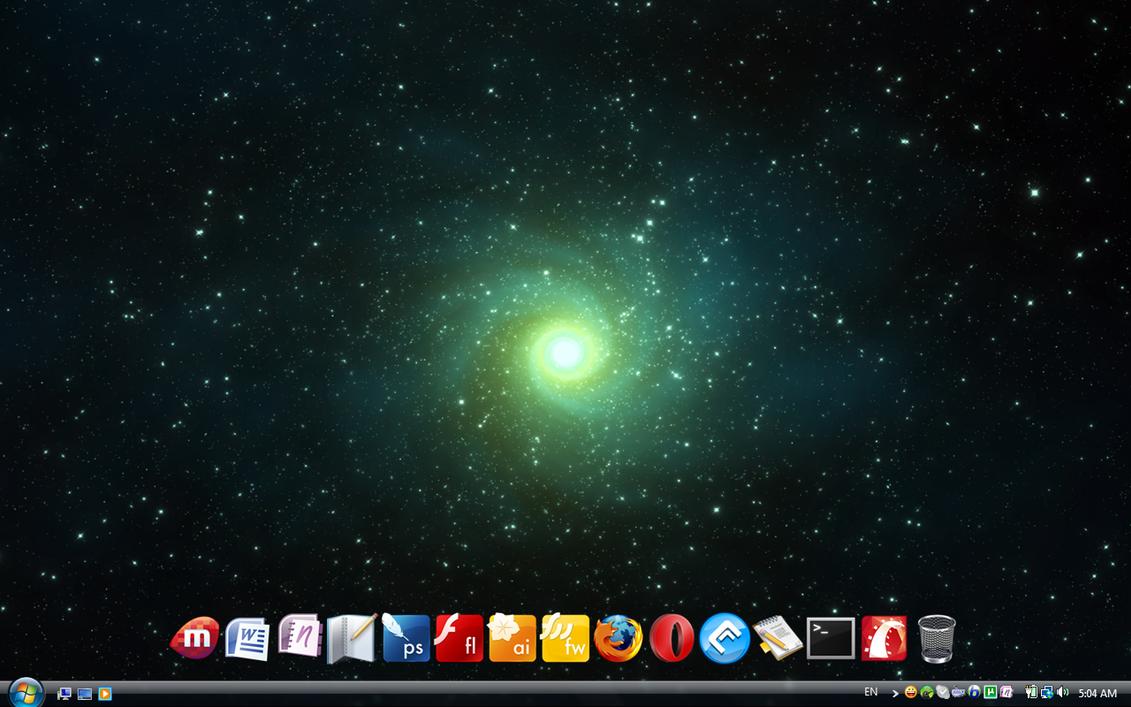 Desktop - Feb 2008 by azizash