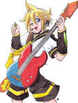 Vocaloid: Kagamine Len