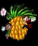 Psych: Pineapple Love