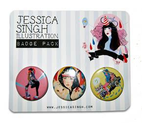 badges for sale by jesskajuice