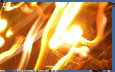 Smoke and Light - Desktop by skippern