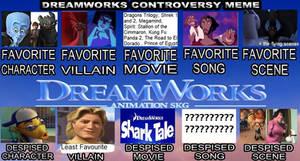 Dreamworks Animation Controversy Meme