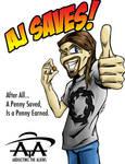 AJ Saves
