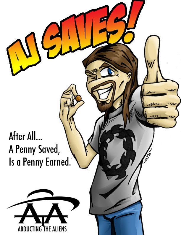 AJ Saves by RiffThirteen