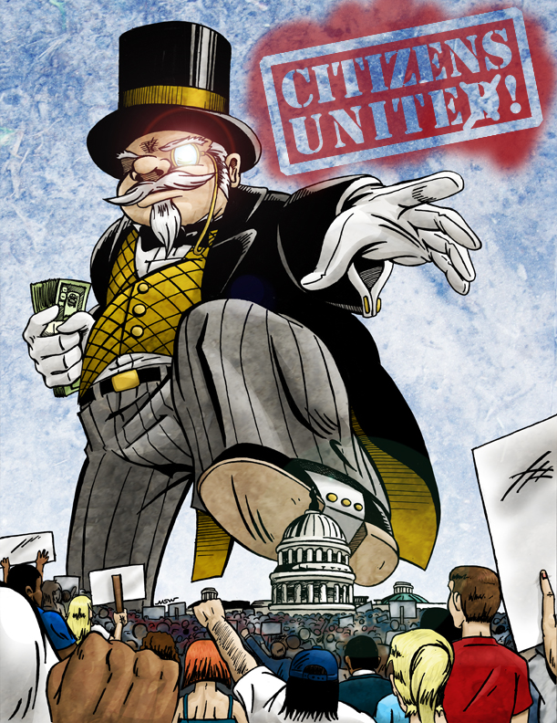 Citizens Unite by RiffThirteen