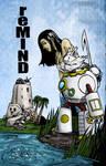 reMIND Fanart by RiffThirteen