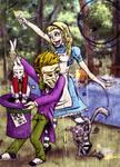 Back in Wonderland
