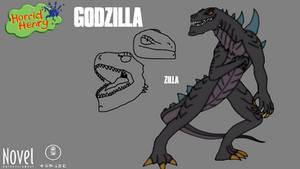 Zilla (Godzilla Horrid henry Style)