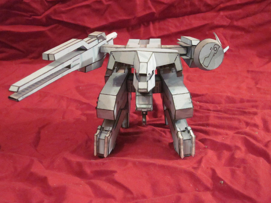 papercraft rex by enc86