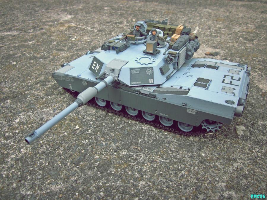 Abrams by enc86