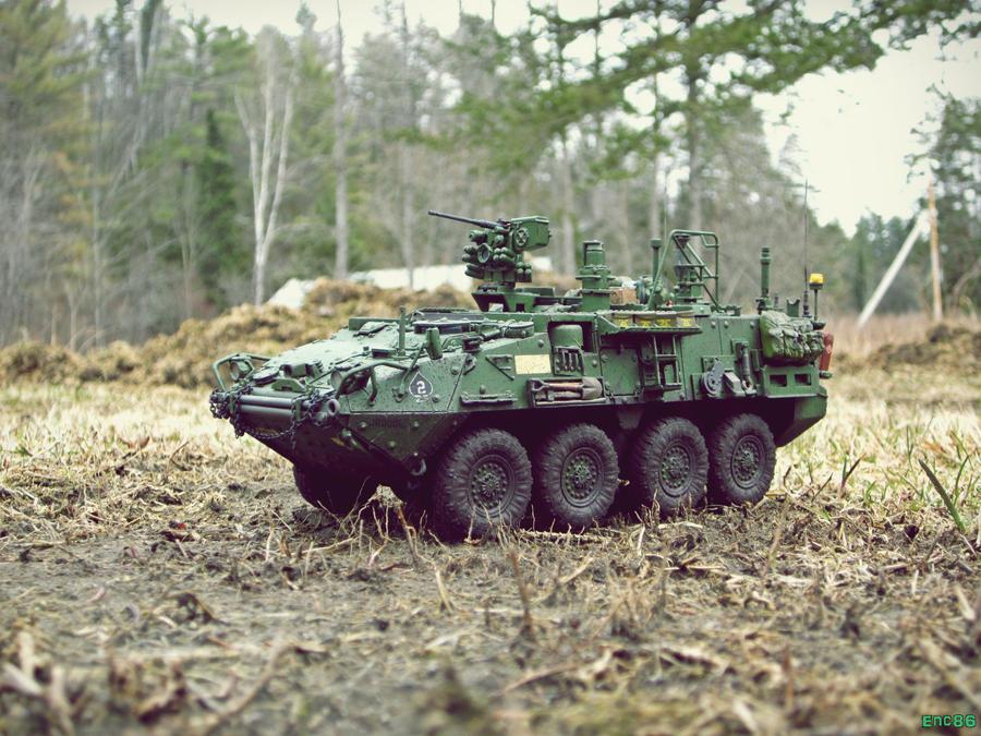 Stryker by enc86