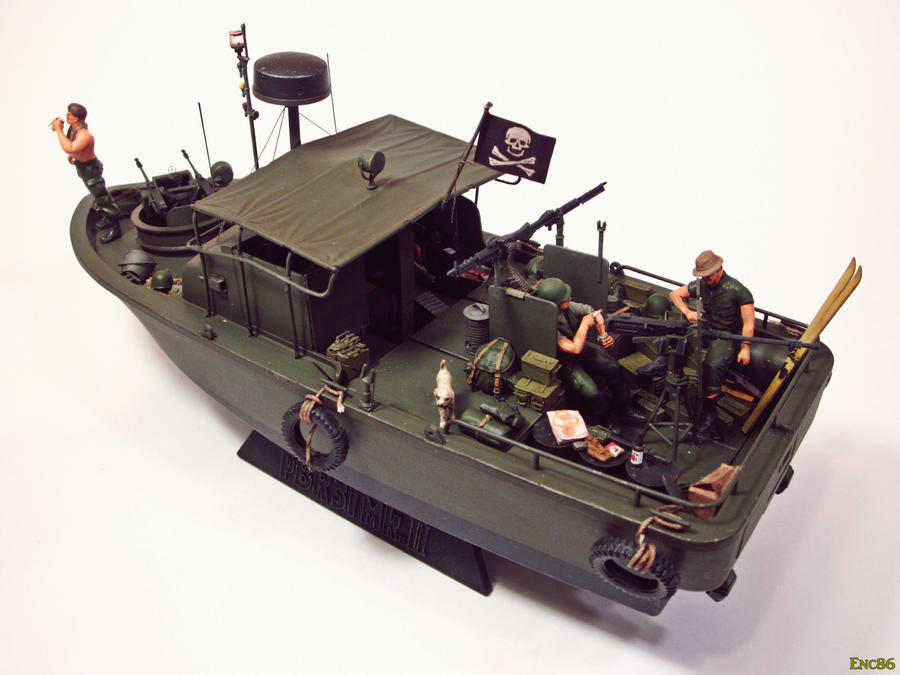 Patrol Boat River by enc86 on DeviantArt