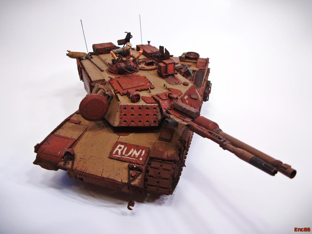 Abrams Redux by enc86