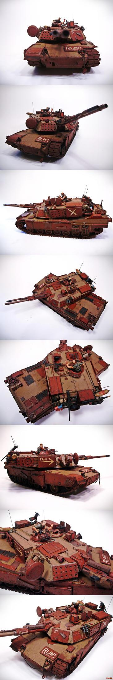 Abrams Redux Collage by enc86