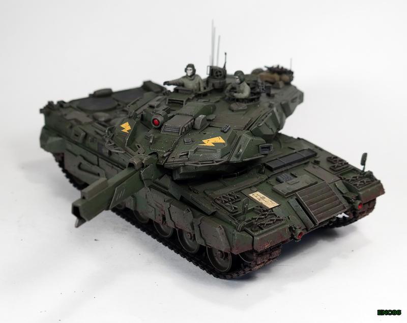Leopard 3 by enc86