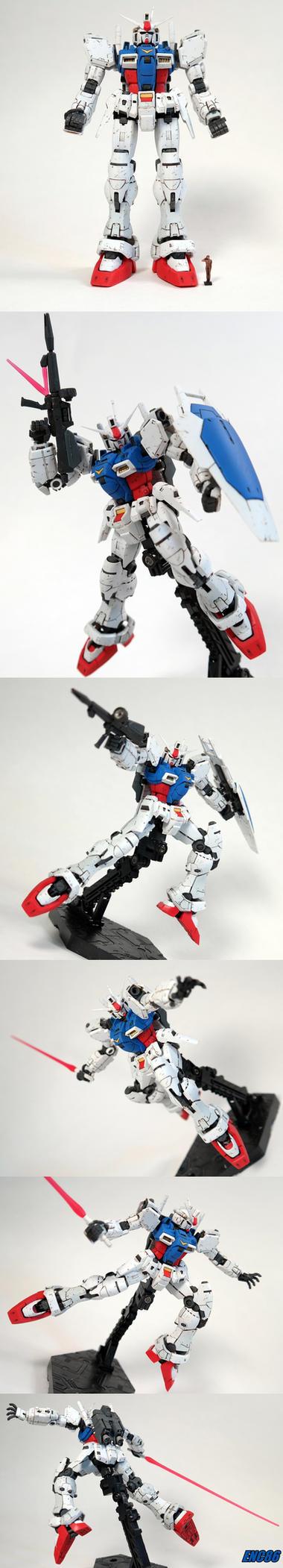 RX-78GP01 by enc86