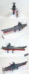 WIP: Space battleship Yamato by enc86